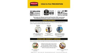 Cold & Flu Prevention in Education