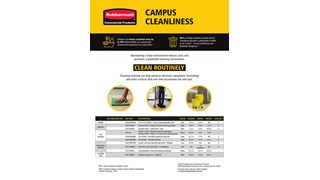 Campus Cleanliness
