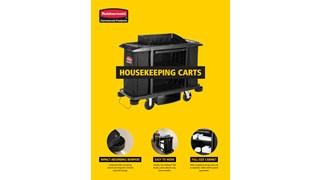 Housekeeping Cart Bumper Kit