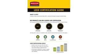 LEED Certification Guide