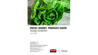 Freshworks™ Produce Saver White Paper