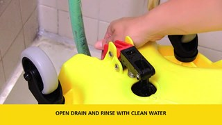 Learn how to maintain your WaveBrake® with Built-In Drain to ensure optimal performance with every use.