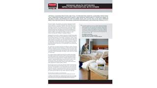 HYGEN™ Monash Health Optimises Infection Prevention
