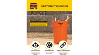 High Visibility BRUTE® Sell Sheet