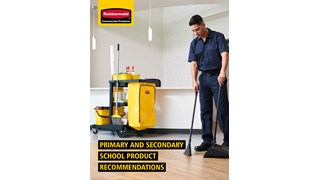 Product recommendations provide a clean and welcoming learning environment in classrooms and common areas with products designed to support student and staff safety, health and well-being.