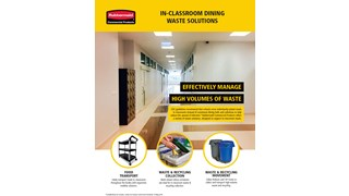 In-Classroom Dining Waste Solutions