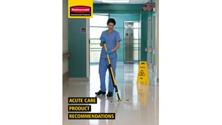 Utilize proper cleaning processes and tools with increased efficacy to maintain a safer environment for patients, visitors and hospital staff.