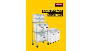Establishments can rely on RCP's food storage containers to provide lasting, durable solutions so they can best serve their patrons.