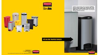 Slim Jim® Step On Brochure