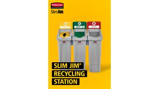 Slim Jim® Recycling Station Brochure