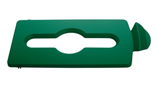 Eine anpassbare Recycling-Lösung mit gepflegten Auftritt und voller Hinterhoffunktionalität.