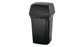 Die Ranger® Classic-Abfalleimer von Rubbermaid Commercial zeichnen sich durch ihre bewährte Langlebigkeit sowie das moderne und wartungsfreundliche Design aus.