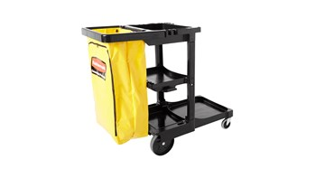 Janitorial Cleaning Cart - Traditional