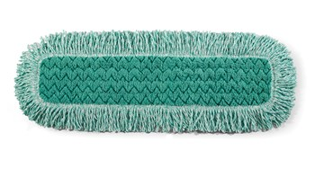 HYGEN™ 61cm Microfibre Dust Pad, Fringe, Green