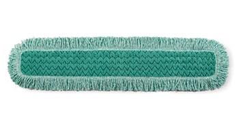 HYGEN™ 91cm Microfibre Dust Pad, Fringe, Green