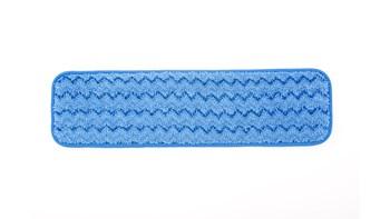 HYGEN™ 45cm Microfibre Wet Pad, Blue
