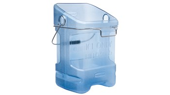 Ergosafe Ice Tote with Bin Hook Blue