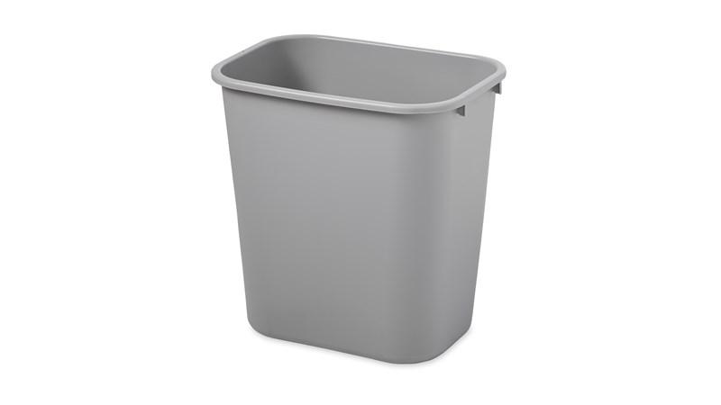 Platzsparend und wirtschaftlich, ist er eine einfache und effektive Möglichkeit zur Mülltrennung.