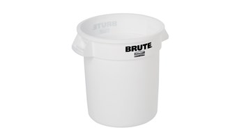 BRUTE® 38L ProSave® Ingredient Container White