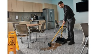 The Rubbermaid Commercial maximiser™ cleaning tools help workers save time by reducing steps in a task, reducing the time of a step and reducing user effort.  Engineered to last and designed to perform in a variety of common spaces, maximiser cleaning tools deliver fast, consistent results shift after shift.