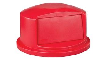 BRUTE® Kuppelaufsatz, 121l, rot