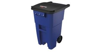 Bequemer Transport von Materialien, Abfall und Sperrmüll.