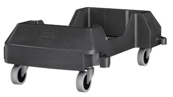 Slim Jim® Resin Dolly is designed to support and transport Vented Slim Jim® containers smoothly and efficiently through any commercial facility.