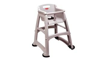 Microban Sturdy Chair™ Hochstuhl ohne Rollen
