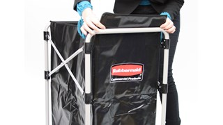Folding carts designed & tested to deliver reliable long-lasting performance
