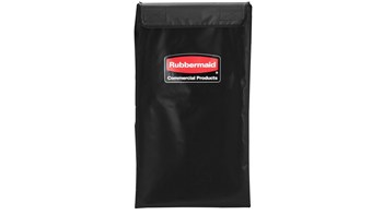 The Rubbermaid Commercial 1871645 Series X-Cart bag, Black.