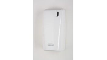 AutoJanitor® reinigt und desodoriert Toiletten und Urinale und sorgt gleichzeitig für einen sauberen, frischen Duft in Toilettenräumen.