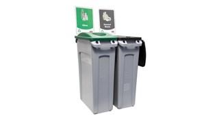 Recyclingschilder