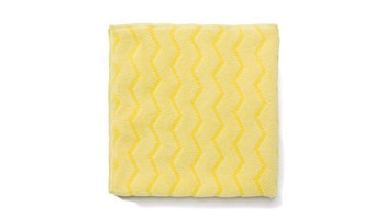 HYGEN™ Microfibre Cloth Yellow