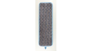 The Rubbermaid Commercial HYGEN™ Wet Pads are constructed of premium split nylon/polyester blend Microfibre that provides optimal wet mopping performance.
