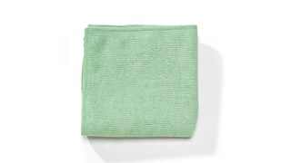 The Rubbermaid Commercial Professional Microfibre Cloth is a quality Microfibre product that provides superior cleaning performance and germ removal compared to traditional cloths.