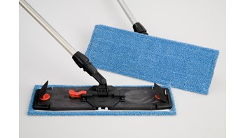 Holder: For mops with flaps