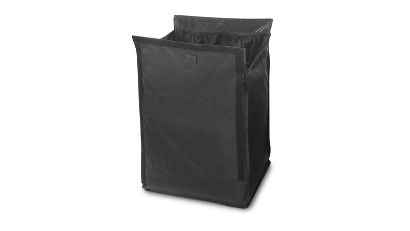 The Rubbermaid Commercial Executive Quick Cart Liner - Large is a inner replacement liner for the Large Quick Cart (1902465).