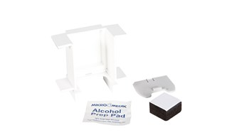 The Microburst® Refill Conversion Shelf allows MB3000 cans to be used in a Standard 243ml dispensers.