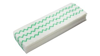 HYGEN™ Disposable Microfibre Mop Pads are proven to remove 99.9% of tested virus & bacteria with water only*. HYGEN™ Disposable Microfibre is colour coded to help prevent cross-contamination and reduces the risk of healthcare-associated infections.