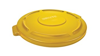 BRUTE® 121L  Lid Yellow