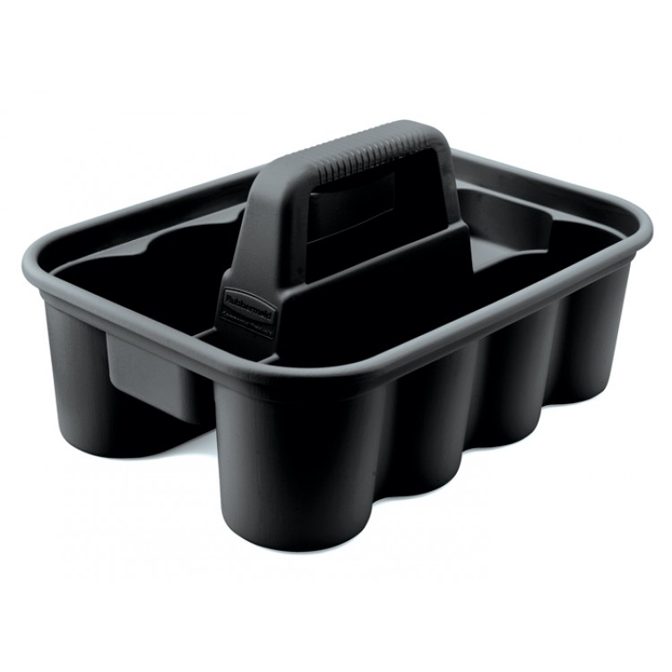 The All-in-one Bucket is an ergonomic and compact mopping solution, designed to work with Rubbermaid cleaning products to provide an all-in-one complete cleaning solution.