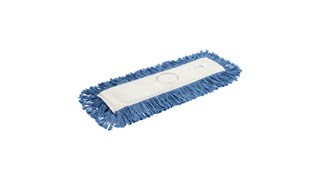 The Blended Dust Mop is a balanced-blend dust mop for general-purpose dust mopping and fully launderable for long product life.