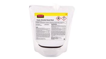 Désinfectant efficace et à action rapide. Désinfectant avec alcool disponible sous forme de mousse et de spray pour une gamme complète de distributeurs