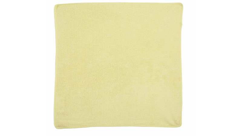 The Rubbermaid Commercial Microfibre  Light Duty Cloth is a quality microfibre product that provides superior cleaning performance and germ removal compared to traditional cloths.