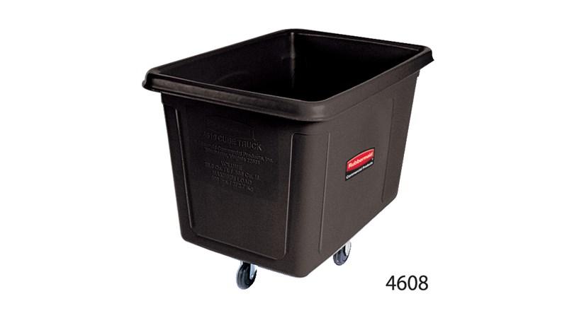 Die 0,23-m³-Transportwanne von Rubbermaid Commercial gehört zu einer Serie von Transportwannen für die Abfallsammlung, sowie den Material- und Wäschetransport.