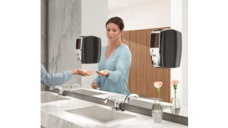 The LumeCel™ AutoFoam Touch-Free Skin Care System provides the highest quality foam soap in an attractive touch-free dispenser that is powered by the LumeCel™ rechargeable energy system.