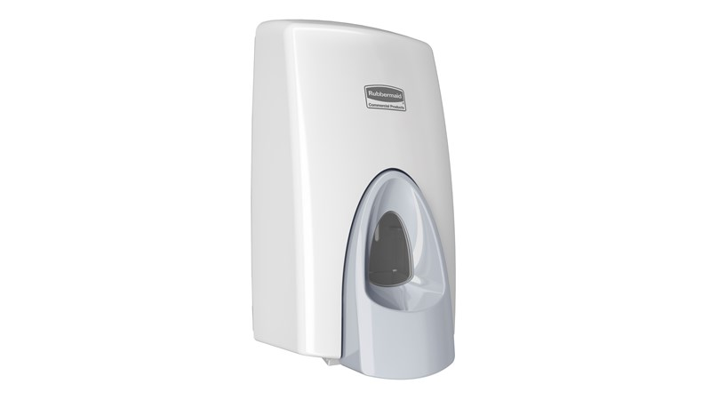 The Wall Mount Manual Foam Skin Care System offers the perfect balance between quality and value.