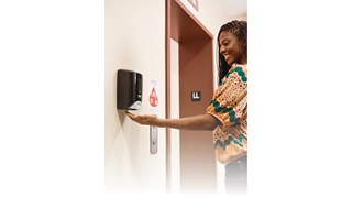 The Rubbermaid Commercial FLex™ Skin Care System is a perfect balance of quality, cost and low environmental impact, featuring foam or liquid refills in one manual dispenser.