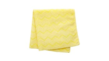 HYGEN™ Microfibre Cloth 40x40cm, 12 Pack, Yellow