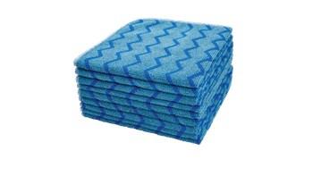 HYGEN™ Microfibre Cloth 40x40cm, 12 Pack, Blue